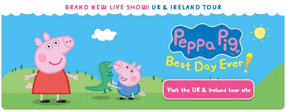 Peppa Pig: Best Day Ever