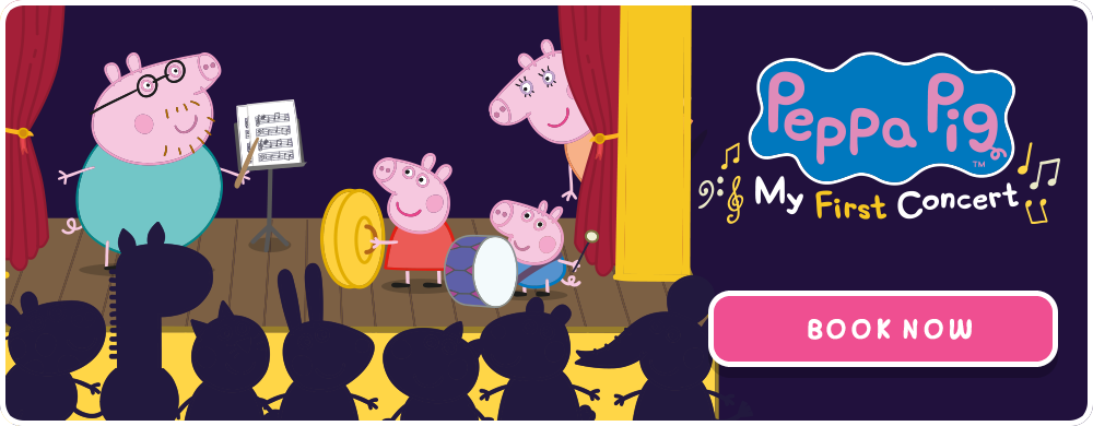 Peppa Pigs Adventure Brand New Live Show